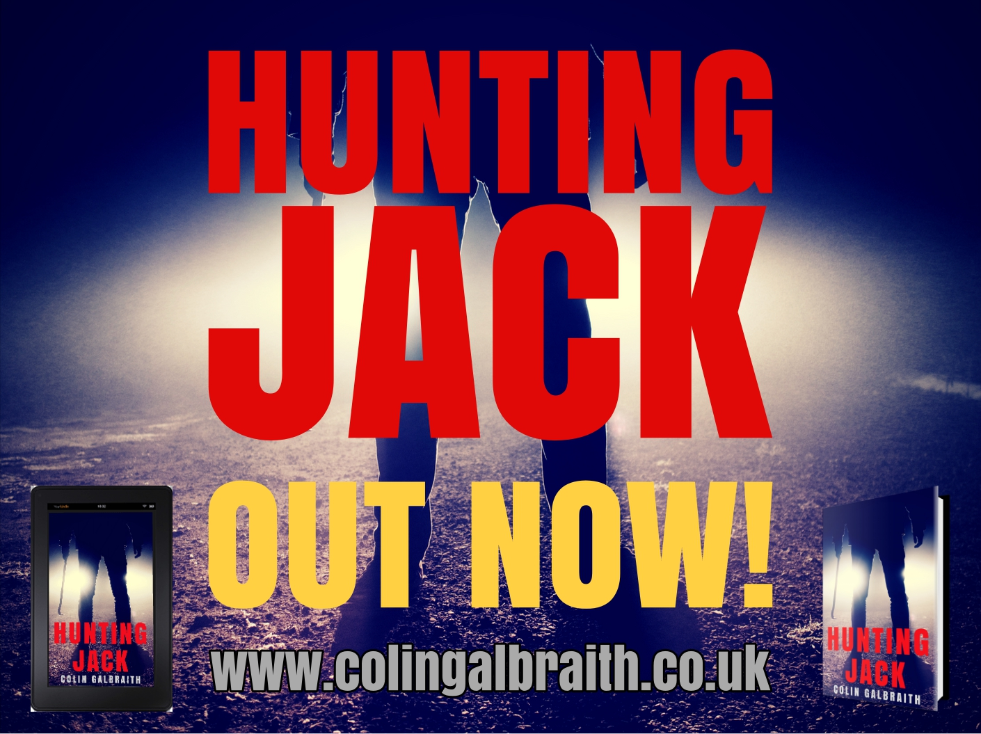 Hunting Jack - Out Now
